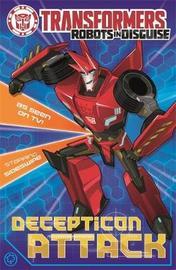 Transformers: Decepticon Attack by John Sazaklis