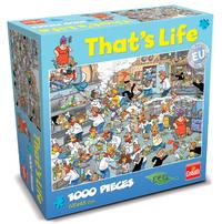 That's Life 1,000 Piece Jigsaw (Kitchen)