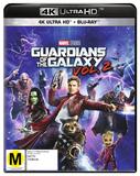 Guardians of the Galaxy Vol. 2 on Blu-ray, UHD Blu-ray