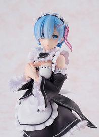 Re:Zero: 1/8 Rem - PVC Figure