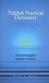 Yiddish-English / English-Yiddish Practical Dictionary image