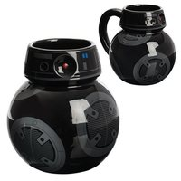 Star Wars: The Last Jedi - BB-9E Premium Sculpted Mug