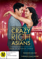 Crazy Rich Asians on DVD