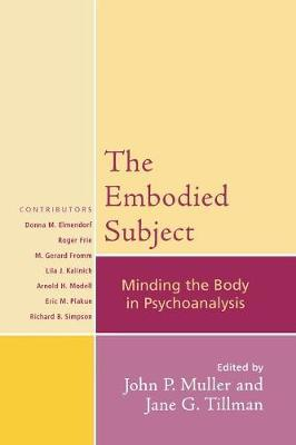 The Embodied Subject image
