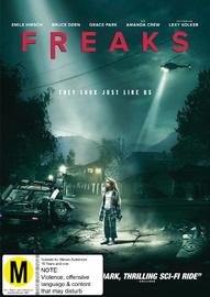 Freaks on DVD
