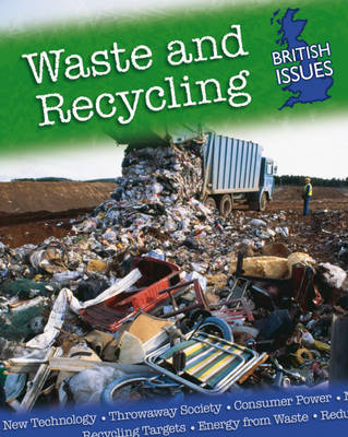 Waste and Recycling by Fiona MacDonald image