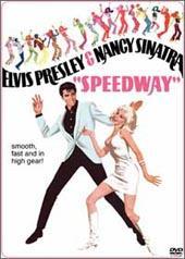 Elvis: Speedway on DVD