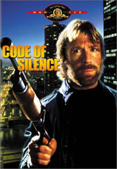 Code Of Silence on DVD