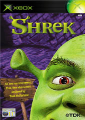 Shrek for Xbox