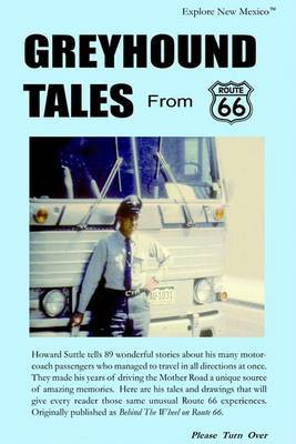 Greyhound Tales from Route 66 by Howard Suttle image