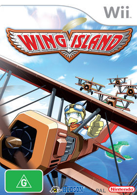 Wing Island for Nintendo Wii