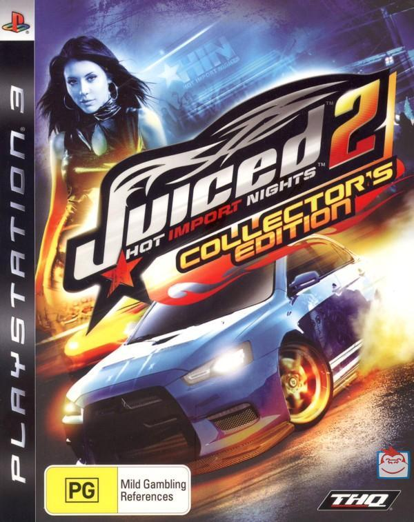 Juiced 2: Hot Import Nights: Collector's Edition for PS3