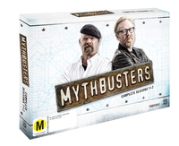 MythBusters: Seasons 1-2 Collector's Set on DVD