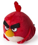 "Angry Birds: Red - 5"" Classic Plush"