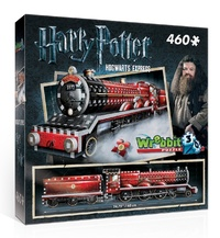 Harry Potter: 460pc 3D Puzzle (Hogwarts Express)
