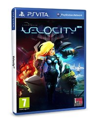 Velocity 2X Critical Mass Edition for PlayStation Vita