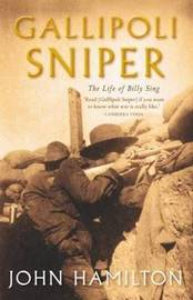 Gallipoli Sniper by John Hamilton image