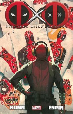 Deadpool Kills Deadpool by Cullen Bunn image