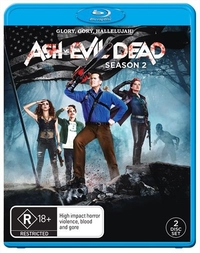 Ash Vs. Evil Dead - Season 2 on Blu-ray image