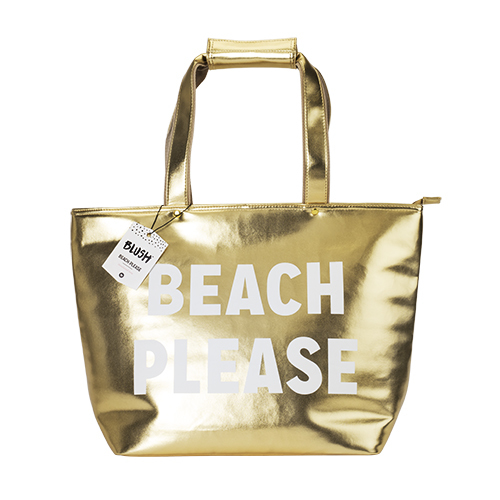 Blush: Insulated Tote - Beach Please
