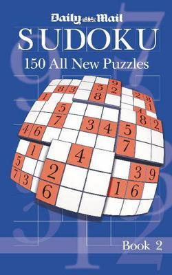 The Daily Mail Book of Sudoku II by The Mail on Sunday image