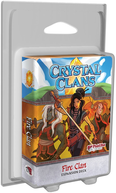 Crystal Clans: Expansion Deck - Fire Clan