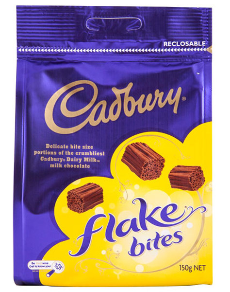 Cadbury Flake Bites (150g)