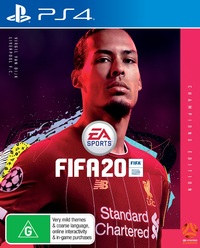FIFA 20 Champions Edition for PS4