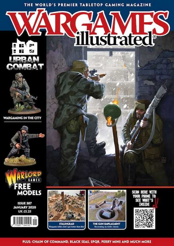 Wargames Illustrated WI387 January Edition
