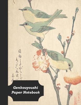 Genkouyoushi Paper Notebook Tsundoku Press Book In Stock Buy Now At Mighty Ape Nz