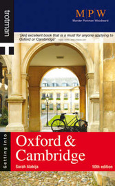 Getting Into Oxford and Cambridge image