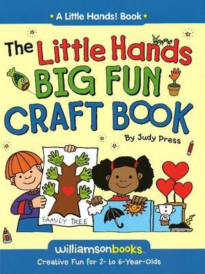 Little Hands Big Fun Craft Book by Judy Press image