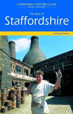 The Best of Staffordshire by Lindsey Porter image