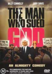 Man Who Sued God on DVD