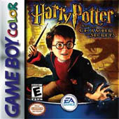 Harry Potter: Chamber of Secrets (Gameboy Colour) for GBA