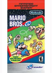 Mario Bros (e-Reader) for Game Boy Advance