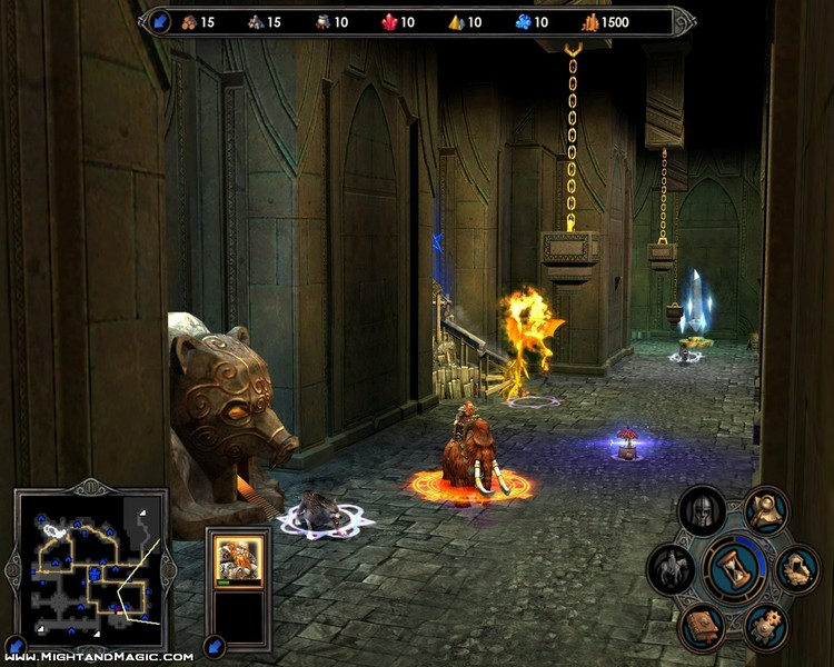 Heroes of Might and Magic V: Hammers of Fate (Expansion) for PC Games image