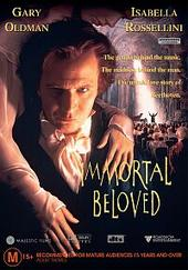 Immortal Beloved on DVD