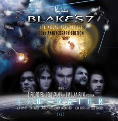 Blake's 7: The Audio Adventures: Liberator by James Swallow