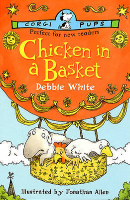 Chicken in a Basket by Debbie White