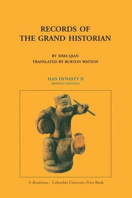 Records of the Grand Historian by Sima Qian