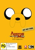 Adventure Time: The Complete Fifth Season - Part 1 DVD