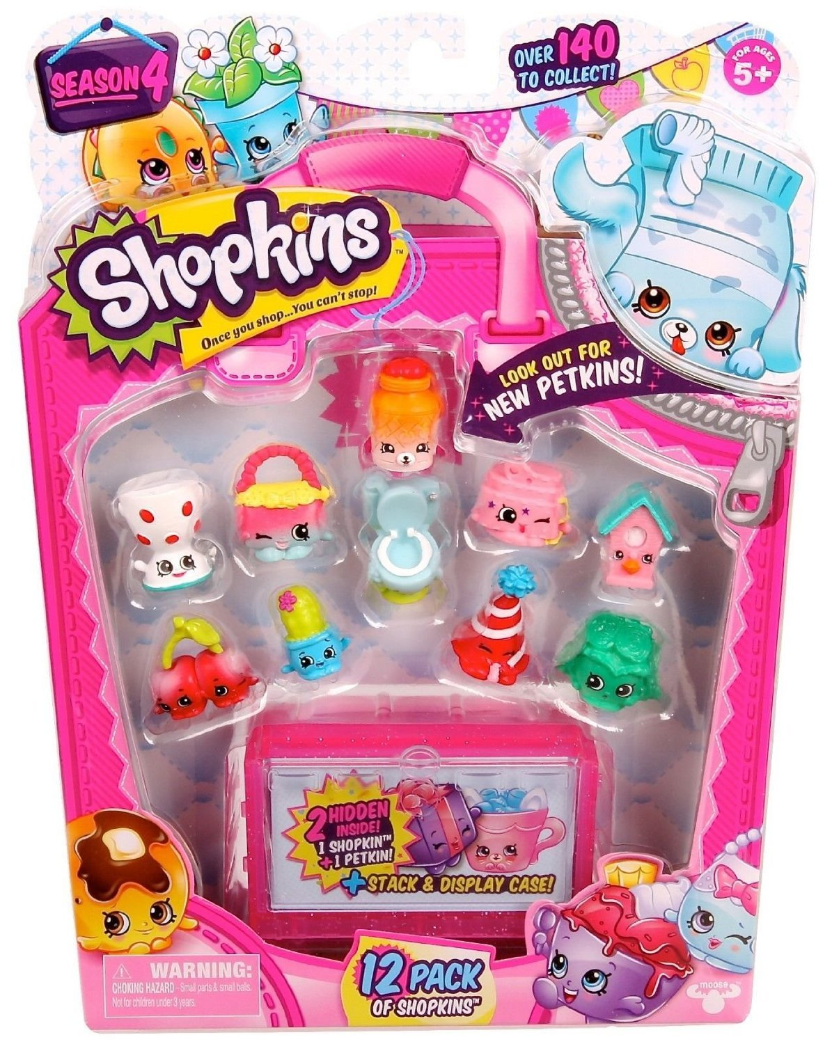 Shopkins: 12 Pack (Series 4) image