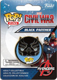Captain America: Civil War - Black Panther Pop! Pin