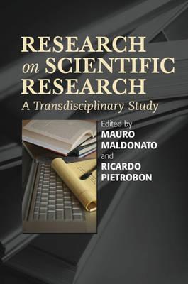 Research on Scientific Research by Mauro Maldonato