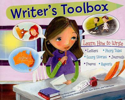 Writer's Toolbox by Nancy Lowen
