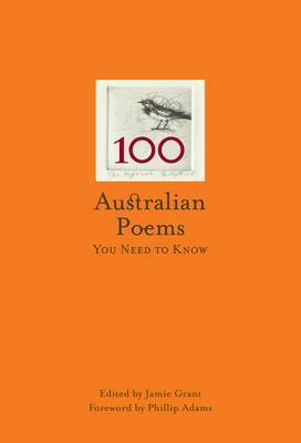 100 Australian Poems You Need to Know image