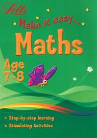 Maths Lets Make It Easy - Age 7-8 image