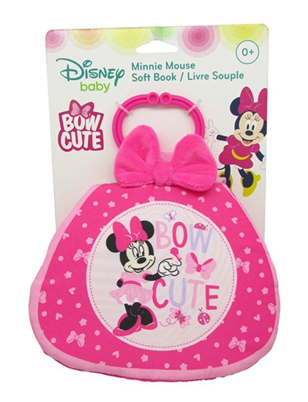 Disney Baby: Minnie Bow - Cute Soft Book