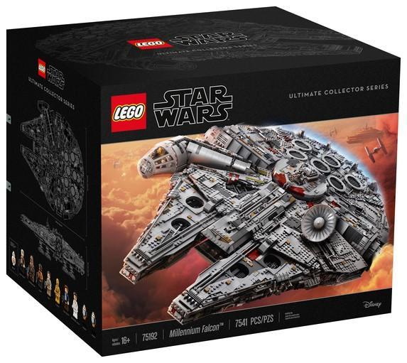 LEGO Star Wars: Ultimate Collector Series Millennium Falcon (75192) image